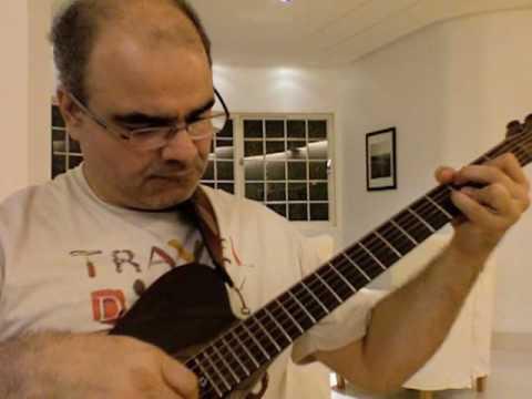 Solo Jazz Guitar My Funny Valentine in A minor Genil Castro