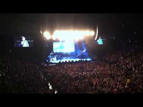 Niall's speech & One Thing 7/1 Ft Lauderdale - One Direction's last show from their UAN 2012 tour Music Videos