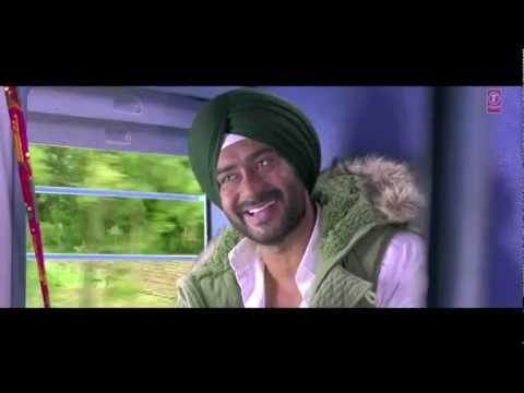 Hindi Movie Son Of Sardaar 2013  - Raja Rani Full Hd Video video