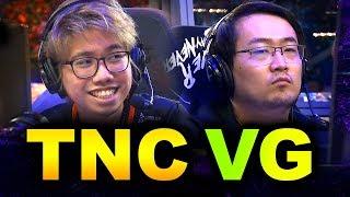 TNC vs VG - WHAT A GAME! - TI9 THE INTERNATIONAL 2019 DOTA 2