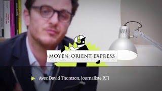 "Moyen-Orient Express : ""2016, la fin de l'Etat islamique?"""