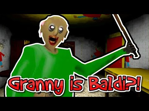 GRANNYS BASICS IN EDUCATION AND LEARNING! Granny Mod