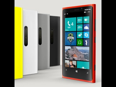 Nokia Lumia 920 Take Apart Tutorial.