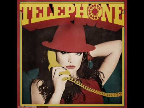 Britney Spears - TELEPHONE ( Original Demo 2010 )