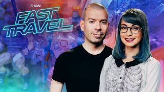 Portland's Best Pizza and Games (with Miranda Sanchez) - FAST TRAVEL