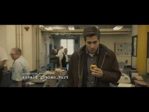 "Zodiac (2007) - Intro / Opening ""Going To Work"""
