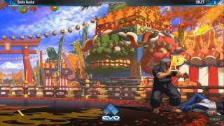 EVO 2014 - KOF XIII Winners Final - Xiaohai vs. ET