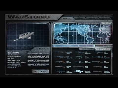 2006 GameTrailers Interview - Alliance: The Silent War - HD!