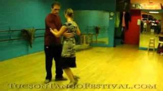 Planeos - Colgadas - Swinging Legs - Argentine Tango Nuevo