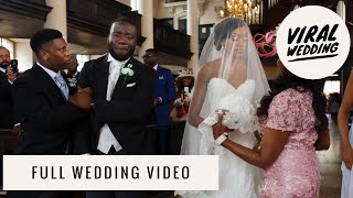 The Crying Groom | Viral Wedding | Our  Wedding Video