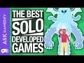 Inspiring Single Developer Games! [2018]