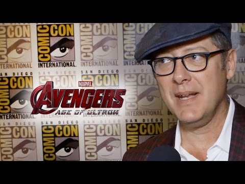 James Spader Teases Andy Serkis Role In Avengers 2 Age of Ultron - Comic Con 2014