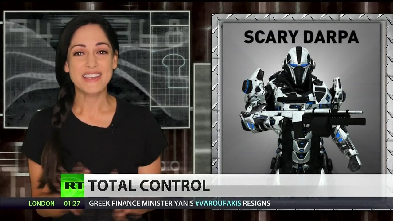 DARPA plotting to remote control fear, nervous systems