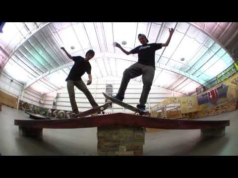 Daniel Espinoza & Joey Brezinski at Woodward West