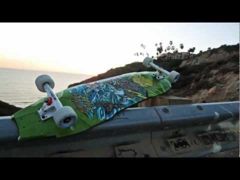 Playing Skateboards - Wolf Run w/ Seth