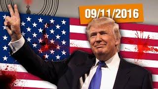 Vitória de Trump, Efeito Trump, Confissão de Dilma, Gasolina Barata e Lady Gaga vs Trump #OtarioNews