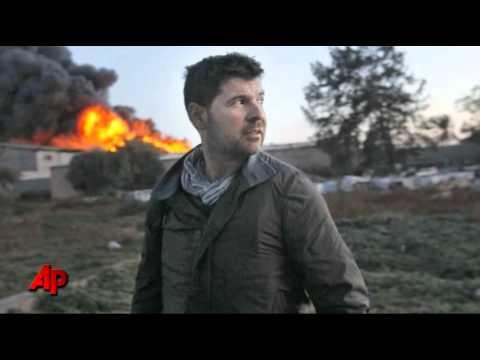 Director Of 'Restrepo' Is Killed In Libya