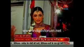 sanaya barun on sbs n sbb-1 Nov 2012