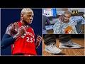 Kanye West Adidas Yeezy Shoe Endorsement       SUPERMAN DEMARI BREES   NBA 2k17 MyCareer -