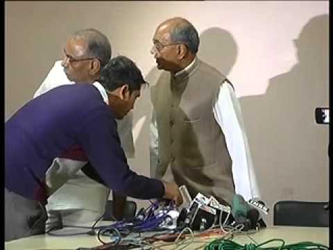 AndhraPrades Congress Leaders meets Digvijay singh