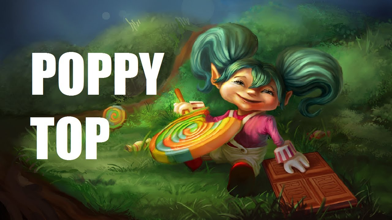 league of legends lollipoppy top full game with