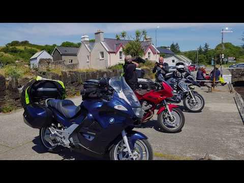 Die Irlandtour 2018 - Unterwegs auf dem Wild Atlantic Way - Teil 2 Von Glengarriff nach  Killarney