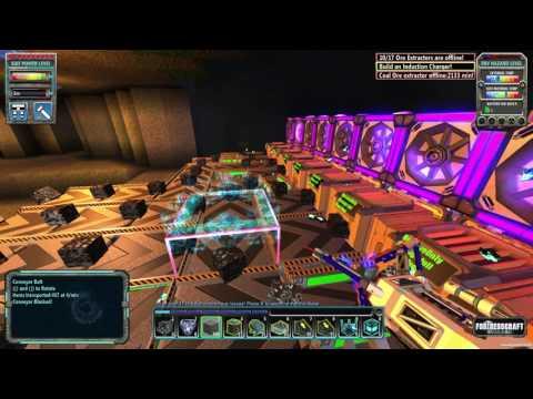 Fortresscraft Powerplant