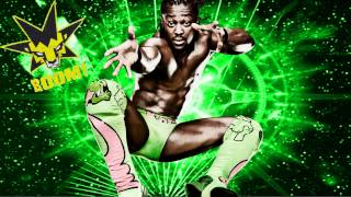 "WWE Theme Songs - 1st Kofi Kingston ""S.O.S"" 2008-2012 [HQ]"