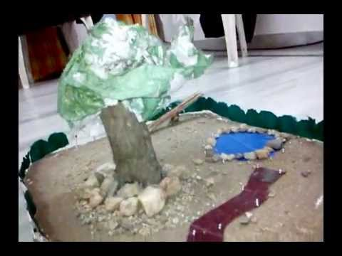 Best out of waste by bushra sheikh youtube for Best out of waste for class 2
