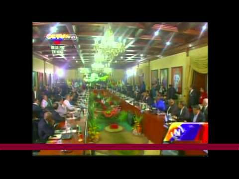 Venezuela issues grim report on the health condition of President Hugo Chavez