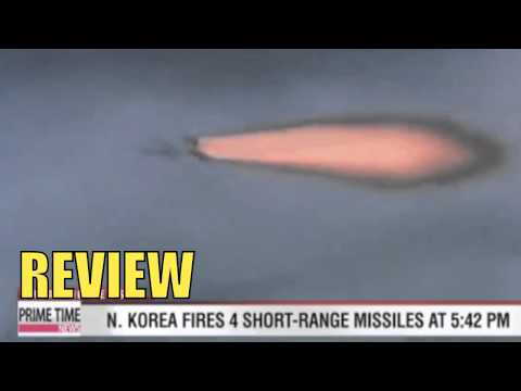North Korea fires four short-range missiles 2/27/14 North Korea Fires 4 Missiles Into Sea REVIEW