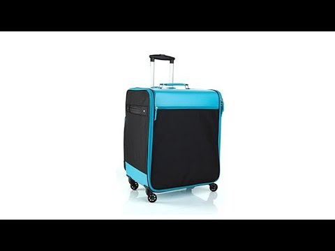Debbee Flip 'N Pack Expandable Rolling Storage  Solid