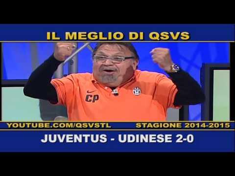 QSVS - I GOL DI JUVENTUS - UDINESE 2-0 - TELELOMBARDIA