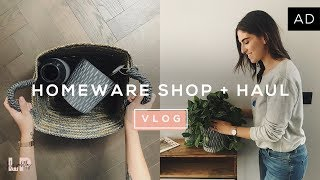 COME HOMEWARE SHOPPING WITH ME | Lily Pebbles