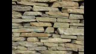 Сухая кладка камня