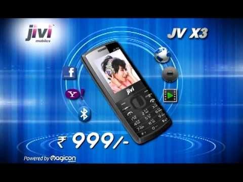 Jivi Mobile JV X3 (20 sec).VOB
