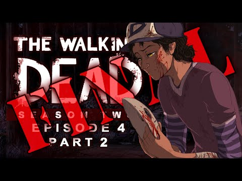 Cry Plays: The Walking Dead [S2] [Ep4] [P2] [Final]