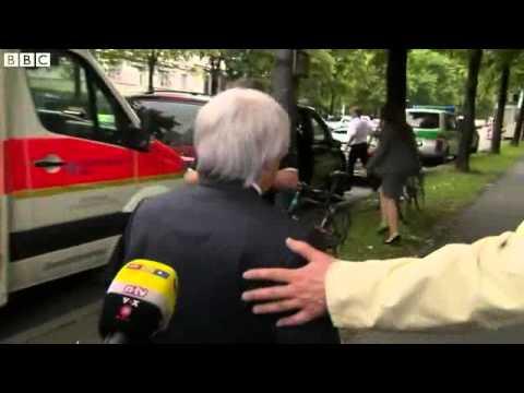 BBC News   F1 boss Ecclestone pays to end bribery trial