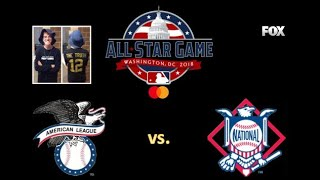 2018 MLB All-Star Game | Live Play-by-Play