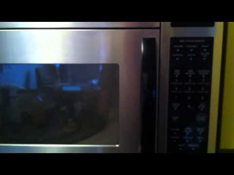 Ge Microwave Oven Magnetron Arcing Burning Malfunction
