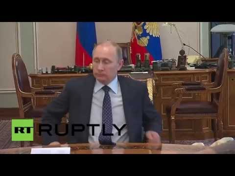 Russia: Putin heads Security Council meeting on Yemen and Ukraine