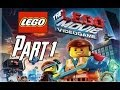 Let's Play The LEGO Movie Video Game Part 1