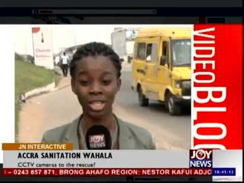 Accra Sanitation Wahala - Joy News Interactive (12-8-14)