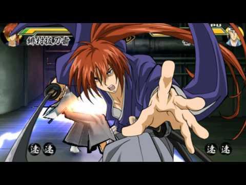 Rurouni Kenshin: Meiji Kenkaku Romantan Kansei - NEW CHARACTERS & SPECIALS