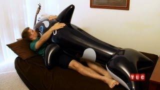 I Love My Inflatable Animals | My Strange Addiction