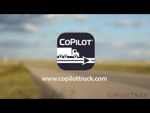 CoPilot Truck GPS APK Cover