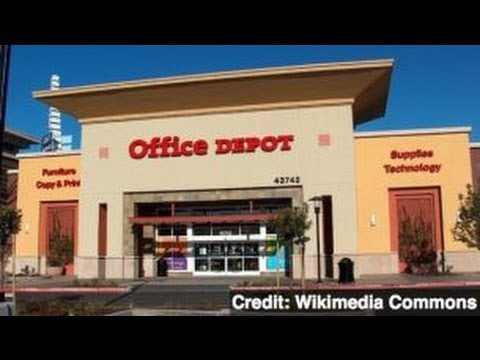 Office Depot, OfficeMax Merger in the Works?