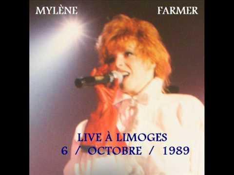 Mylene Farmer - Jardin de Vienne