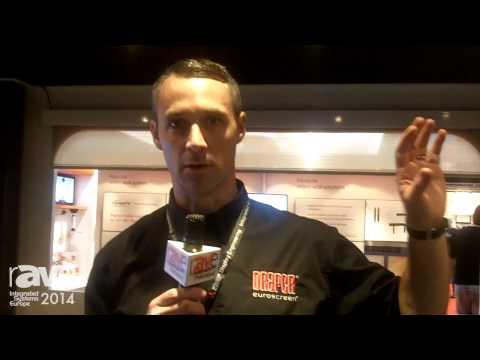 ISE 2014: Draper Showcases Videoconferencing Credenza Lift