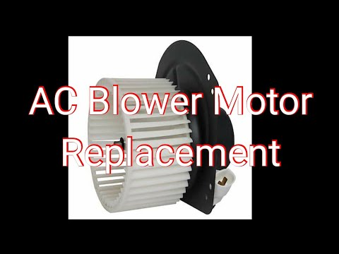 2007 Ford Taurus SE - Blower Motor & Resistor Replacement